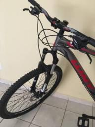Bicicleta para trilhas e estradas comprar usado  Araçatuba