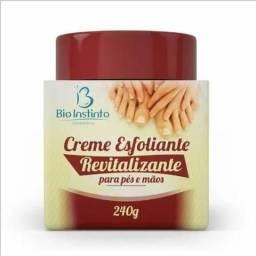 Creme Esfoliante Revitalizante 240g - Bio Instinto. Cx 12un