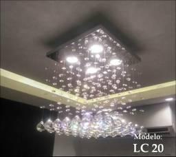 Lustre cristal LC 20