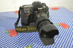 Nikon D300s + Lente 18/200 + Grip + 2 Bateria comprar usado  Duque de Caxias