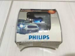 Philips Diamond Vision 5000k H7, usado comprar usado  Votorantim
