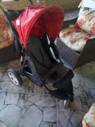 Usado, Carrinho de bebê kiddo comprar usado  Brasília
