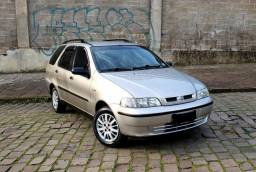 Palio Weekend ELX Fire 1.0 Completa - 2001