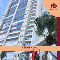 Apartamento 4 Suítes em Lagoa Nova - 170m² com 04 vagas - Sports Gardens