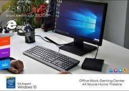 Mini Pc Abled2 2gb/32gb Intel Atom X5 Windows 10 64bits comprar usado  Vila Velha