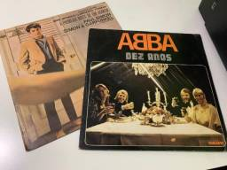 LP's ABBA-10 Anos e A Primeira Noite de um Homem comprar usado  Porto Alegre