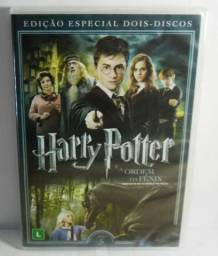 Harry Potter E A Ordem Da Fênix - DVD Duplo comprar usado  Rio de Janeiro