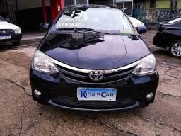 Toyota Etios 1.5 XLS Completo - Oportunidade - 2013
