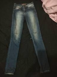 Calças Opção Jeans