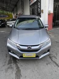 Honda City EX Automático Muito Novo.2015 - 2015