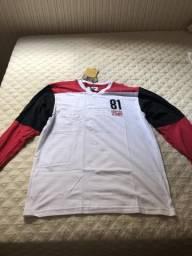 Camisa comemorativa Mundial 81 - Manga Longa