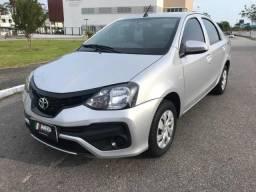 Toyota Etios SD X VSC MT - 2019