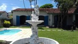 Casa 3 Q, piscina, na Praia das Tartarugas, na praia mesmo, 2a 10/2 disponivel
