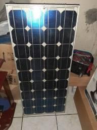 Vendo uma placa solar