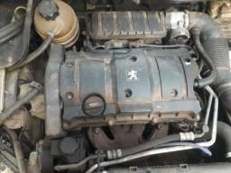 Motor pegeout 206