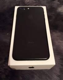 iPhone 7 Plus Preto Matte 256GB