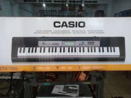 Teclado Casio ctk-1550 novo