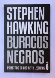 Livro: Buracos Negros por Stephen Hawking