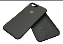 Capa, Capinha Iphone 7 Plus. Modelo novo, com proteção na parte de baixo.
