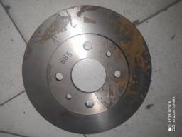 Disco de freio fiat mobi original cod 685