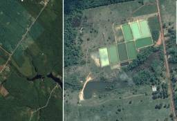 Fazenda na Am 010, km251