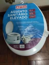 Assento sanitário elevado