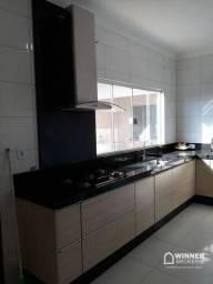 Casa com 3 dormitórios à venda, 126 m² por R$ 300.000,00 - Jardim Das Nações - Paranavaí/P