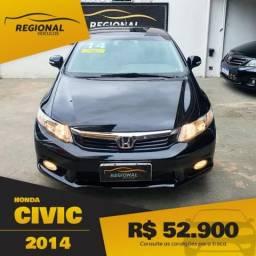 Civic Sedan LXR 2.0 Flexone 16V Aut. 4p Ig 1