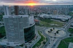 Flat com 1 dormitório para alugar, 53 m² por R$ 2.500,00/mês - Vila Cabral - Campina Grand