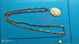 Cordão em ouro 18k 14,6 gramas