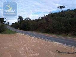 Chácara - com ponto comercial - frente PR 419 Agudos do Sul