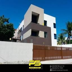 Apartamento com 2 dormitórios à venda, 53 m² por R$ 190.000 - Jardim Cidade Universitária
