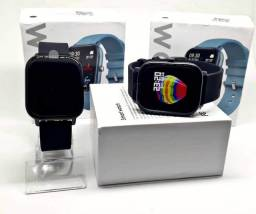 Black Friday - SMARTWATCH P8 Preto - Personaliza com foto!