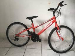 ?Bicicleta aro 24 aceito cartões ??