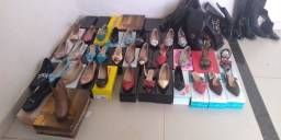 Vendo calçados variados