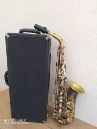 Sax alto weril (corpo envelhecido) sonzão