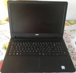 Notebook Dell I3 6º Geração