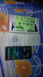 Samsung A50 128gb na caixa com nota e carregador