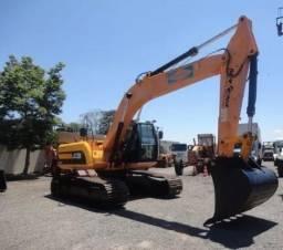 Escavadeira jcb JS200 Ano 2011