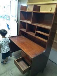 Mesa rack escrivaninha antiga