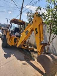 Retro Escavadeira JCB