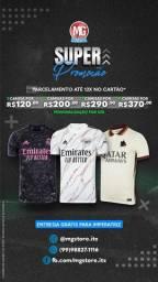 Promoção - Camisas de Times
