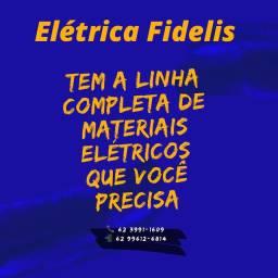 Elétrica Fidelis MATERIAIS ELÉTRICOS
