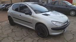 206 1.0 Sensation Hatch completo ano 2005