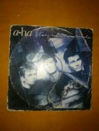 CDs de vinil antigo
