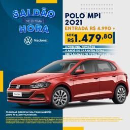 Polo 1.0 Mpi Completo - 2020/2021