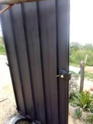 Portão 1.00x2.10