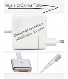 Novo: Carregador MacBook Air Pro Retina Carregador Mac Apple de 45w Temos tambem 60w e 85w