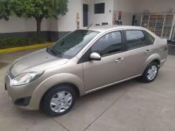 Fiesta sedan 1.6 Flex_ 2012_ Completo_ Retirado 0km na Brasauto de Ipatinga