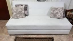 Sofá cama courino em ótimo  estado